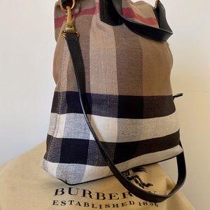 Burberry brit medium Tottenham tote bag